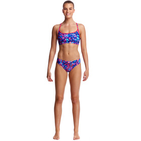 Funkita Sports Brief Dames, rusted